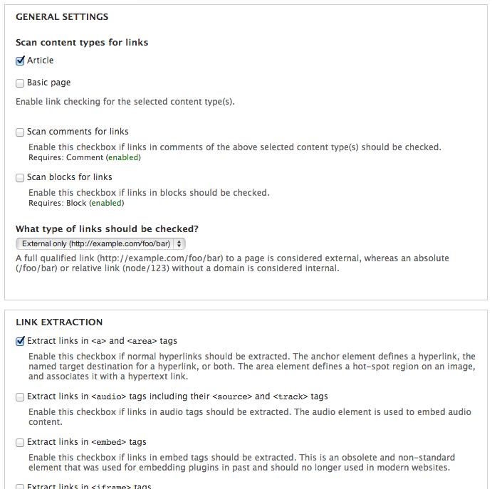 Module Monday: Link Checker | Lullabot