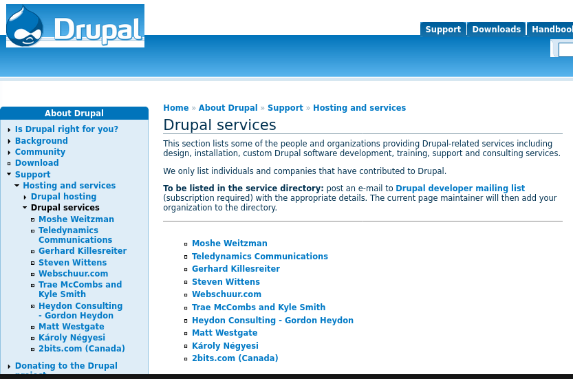 How We Compare: Leaderboards and Related Comparison Metrics in the Drupal Community