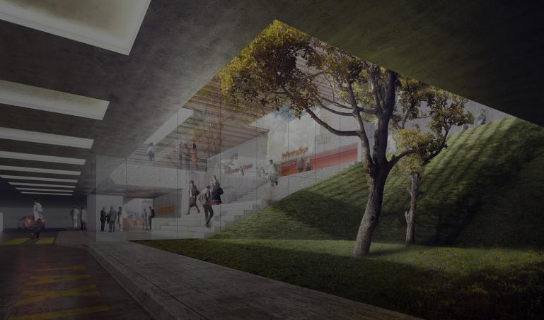 EYP architectural rendering