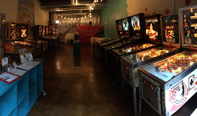 Pinball Outreach Project in Portland, OR